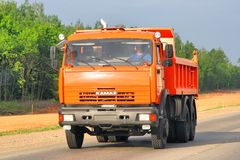 KAMAZ Stock Photography