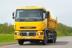 KAMAZ Royalty Free Stock Images
