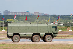 KAMAZ Typhoon armored truck Royalty Free Stock Photo
