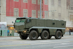 KAMAZ-63968 Typhoon Stock Images