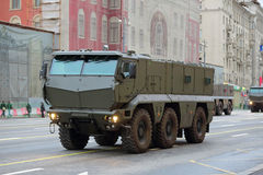 KAMAZ-63968 Typhoon Royalty Free Stock Image