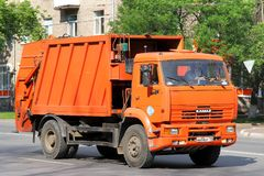 KAMAZ 53605 Royalty Free Stock Photos