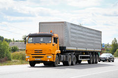 KamAZ 65116 Royalty Free Stock Photos