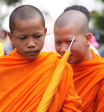 kambodżańscy michaelita Obraz Royalty Free