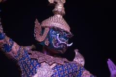 Kambodżańskich sztuk tradycyjny kulturalny taniec mówi historię Apsara i inny Fotografia Royalty Free