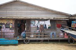 Kambodża Obrazy Stock