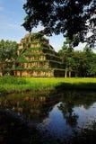Kambodża Antyczna ruina Azja Chujący skarb - Beng Meala - Secreat cześć - Obraz Stock