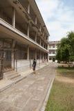 Kambodża - S-21 więzienia muzeum Obrazy Royalty Free