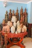 Kambodża, Siem Przeprowadza żniwa, Styczeń 22, 2014 prezenta sklep Obrazy Stock