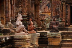 Kambodża Zdjęcia Royalty Free
