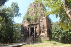 Kambodża Sambor Prei Kuk Kampong Thom prowincja Kampong Thom miasto Obraz Royalty Free