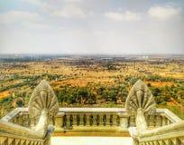 In Kambodja Royalty-vrije Stock Afbeeldingen