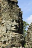 Kambodja Siem oogst de Tempel van Angkor Wat Bayon Royalty-vrije Stock Foto's