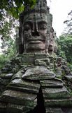 kambodjanskt tempel Arkivbilder
