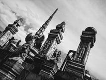 kambodjanskt tempel royaltyfria foton