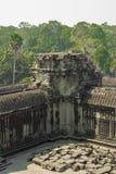 Kambodscha Angkor Wat. Stockfotografie
