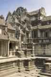 Kambodscha Angkor Wat. Lizenzfreies Stockfoto