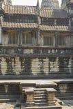 Kambodscha Angkor Wat. Lizenzfreies Stockbild