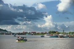 Kambodschanische Leute Lizenzfreie Stockfotografie