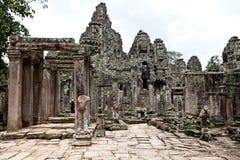 Kambodschanischer Tempel Lizenzfreies Stockbild