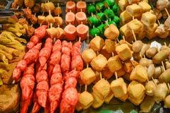 Kambodschanisches streetfood Lizenzfreies Stockfoto