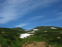 Kamchatka τοπίο Στοκ Εικόνα