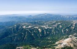 Kamchatka Far East, Ryssland som är bästa beskådar Arkivbilder