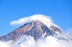 kamchatka góry Zdjęcia Royalty Free