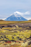 Kamchatka landscape Stock Photo