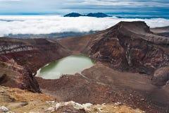 Kamchatka landscape. Stock Photo