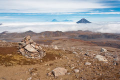 Kamchatka landscape. Stock Photography