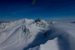 Kamchatka mountains Royalty Free Stock Photo