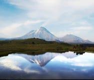 Kamchatkian landscapes Royalty Free Stock Images