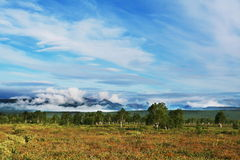 Kamchatkian landscapes Royalty Free Stock Photos