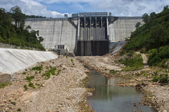 Kamchay dam Stock Photography