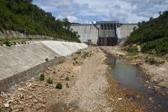 Kamchay dam Stock Image