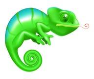 Kameleon stock illustratie