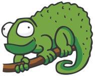 kameleont stock illustrationer