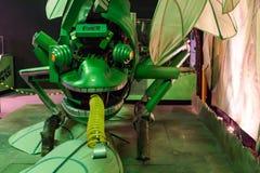 Kameleontrobot Arkivfoto