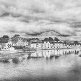 Kamelflod Arkivbilder