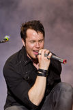 Kamelot. On Masters of Rock 2012 Stock Photography