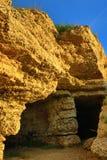 Kamen bryag cave Bulgaria Stock Photo