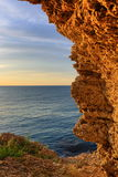 Kamen Bryag Stone Coast Bulgaria Stock Photography