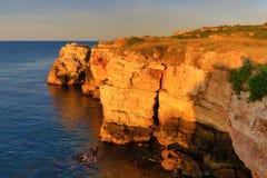 Kamen Bryag Stone Coast Bulgaria Royalty Free Stock Photos