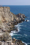 Kamen Bryag Wild Rocky Coast, Bulgaria Stock Photo