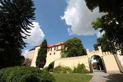 Kamen Castle Stock Images