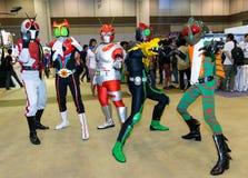 Kamen Rider de Kamen Rider Series Image libre de droits