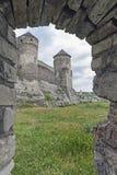 Kamenets-Podolsk fortress in Ukraine Royalty Free Stock Photos