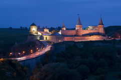 Kamenets-Podolsky Fortress Stock Photos