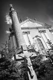 Kamenetz-Podolsk Cathedral Stock Photos
